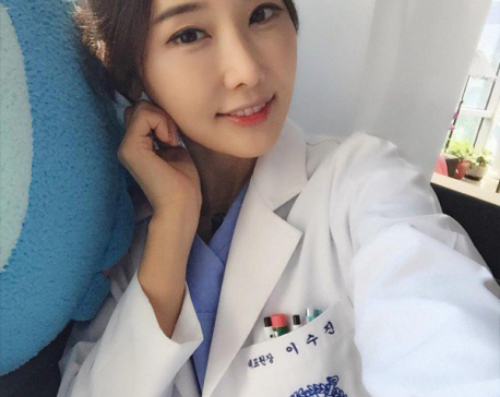 48-year-old Korean dentist stuns internet with youthful appearance