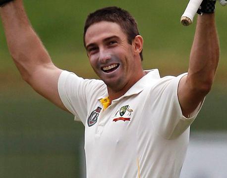 Marsh's hamstring setback ahead of SAfrica Test