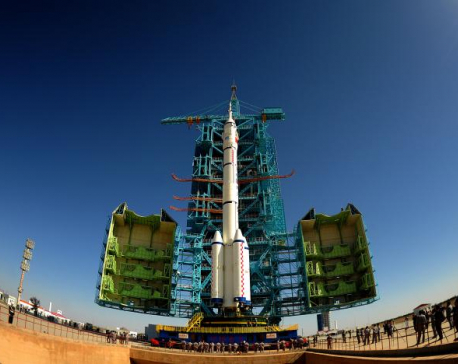 China launches longest manned space mission