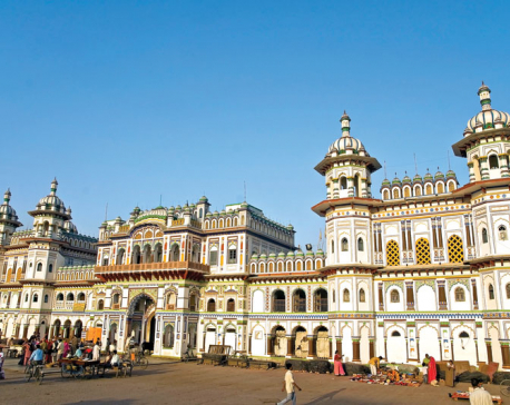 Grand ceremony planned for Indian President's reception in Janakpur