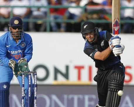 India bowl out New Zealand for 190 in 1st ODI