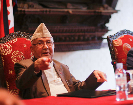 "Attempts to foil Nepal's sovereignty ""intolerable and unacceptable"""