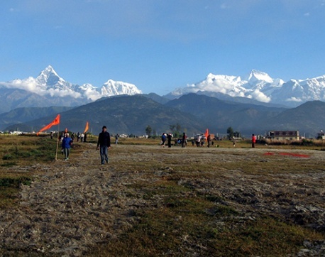 Govt, CAAN seal deal on construction of int'l airport in Pokhara