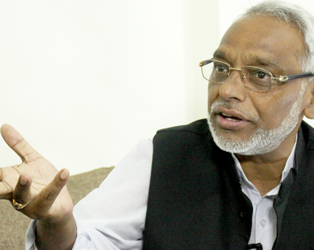 Three party discussion on constitution amendment welcome: Mahato