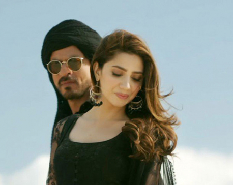 SRK, Mahira's Zaalima breaks records with over 20 million views (with video)
