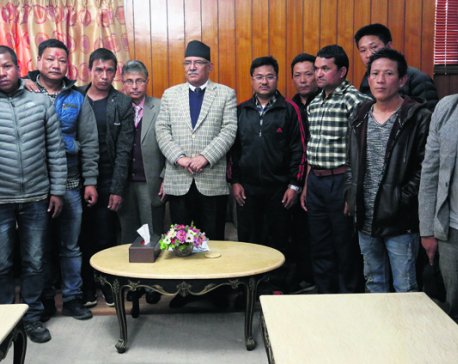 PM assures help for Nepali workers wrongly jailed in Saudi Arabia