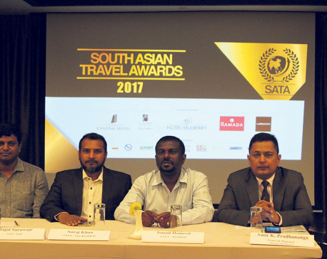 20 hotels from Nepal nominated for South Asia Travels Award