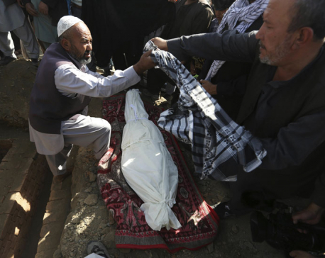 Afghan official: Taliban insurgents abduct, kill 20 people
