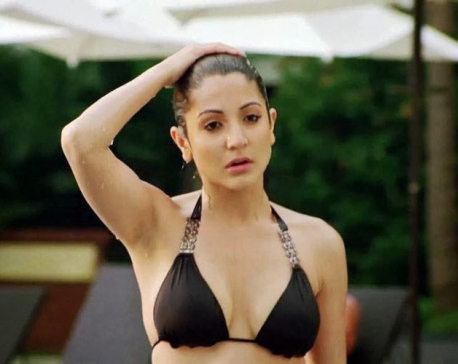 I don't fall in love blindly or at first sight: Anushka Sharma