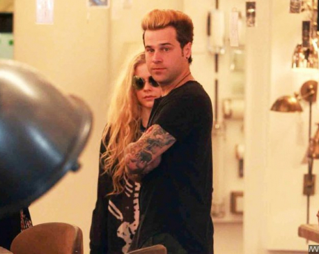 Avril Lavigne, Ryan Cabrera fuel dating rumours