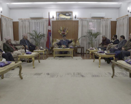 Govt bent on registering amendment, UML to oppose
