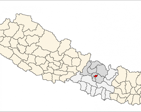Four banda enforcers held from Bhaktapur