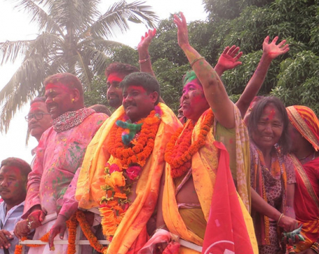 Maoist Center wins both mayor and deputy mayor in Dhangadhimai Municipality