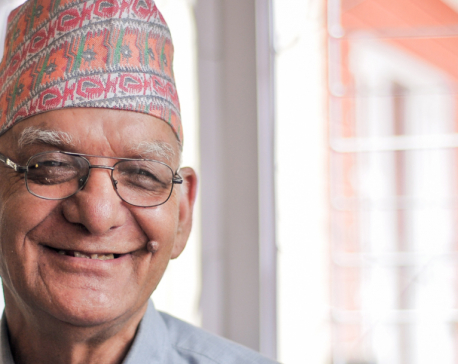 Federalism in Nepal an Indian design: Ex DPM KC