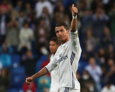 Ronaldo seeks Real Madrid exit after tax accusations: report