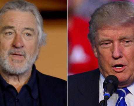 Italian village offers De Niro asylum from Trump