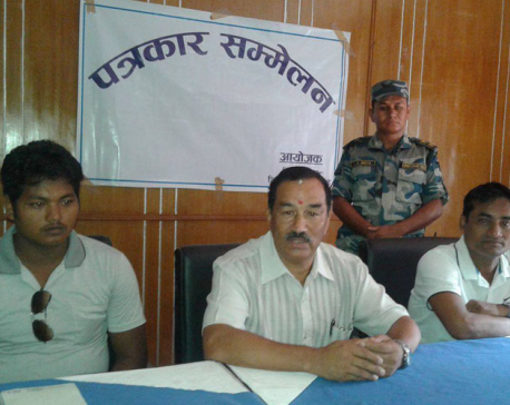 No relevance of PM's India visit: Thapa