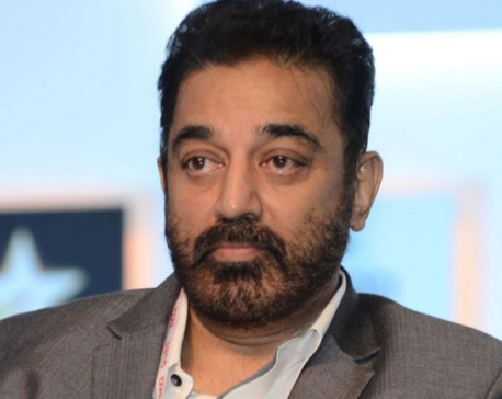 Kamal Haasan turns 62; no celebrations by fans on his request