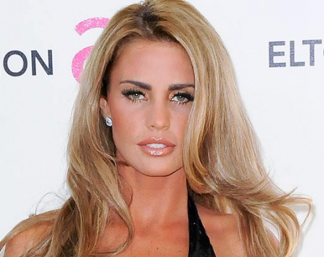 Katie Price branded 'disgrace' after drunken sex pleas