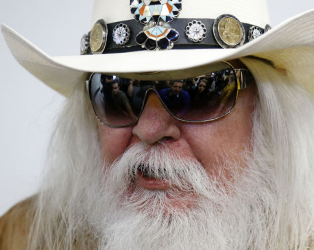 Rock legend Leon Russell passes away