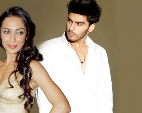 Malaika Arora comments on rumors of affair with Arjun Kapoor