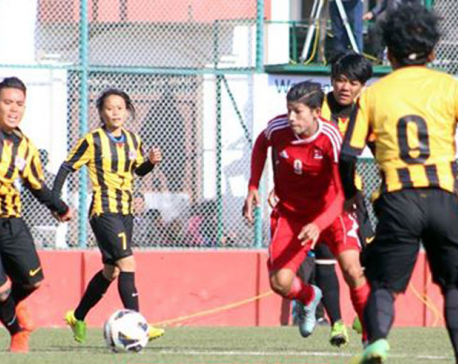 Nepal victorious over Malaysia