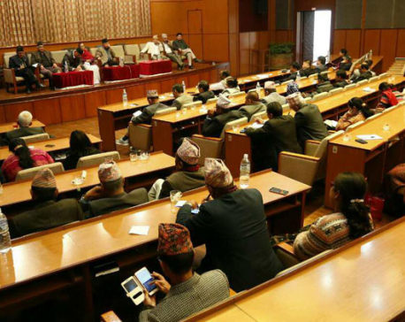 UML to obstruct House from tomorrow over constitution amendment bill