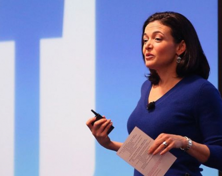 Facebook COO gives best career advice in two sentences