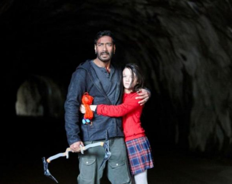 'Shivaay' feels like a three-hour tribute to Devgn