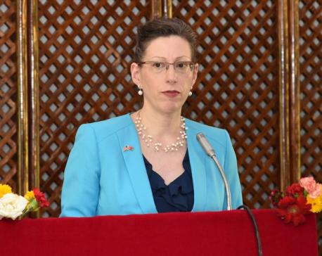 Govt must suspend those involved in corruption: US envoy