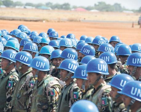 UN to deploy 250 Nepali guards in Libya