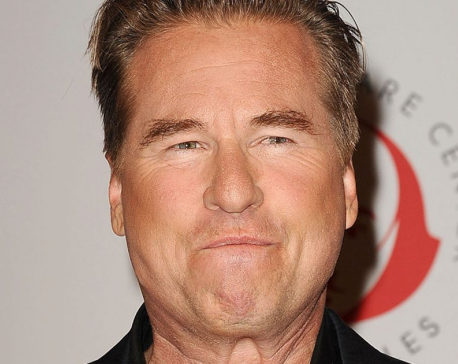 Val Kilmer denies he is suffering from cancer