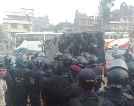 31 including Bibeksheel members arrested from Kalanki