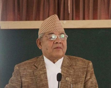 Gautam for action against non-abider of constitution