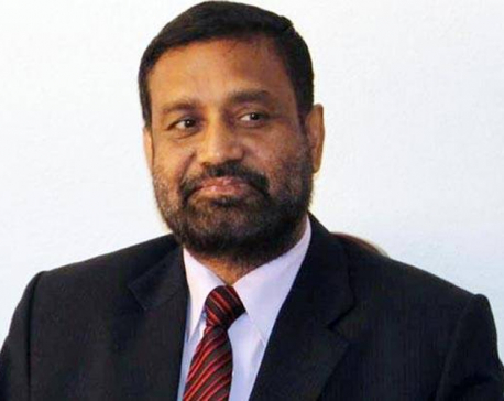 Home Minister Nidhi resigns from post