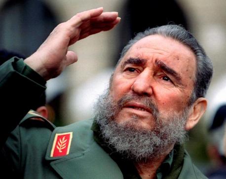 Cuba's Fidel Castro made revolutionary mark on history
