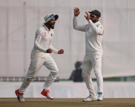 India beats England in 3rd test, leads series 2-0