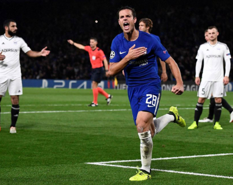 Chelsea facing stern test with visit of prolific City