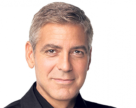 Have little control post-fatherhood, says Clooney