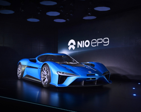 Chinese manufacturer reveals 'world's fastest electric car'