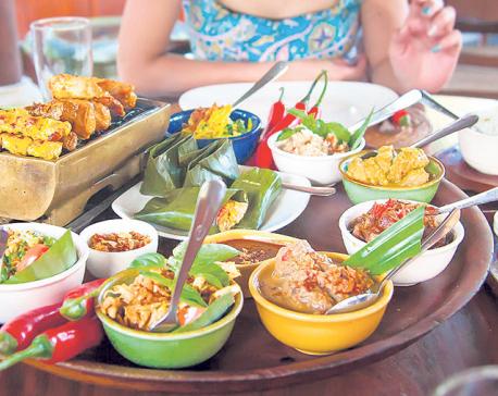 Food trail through Southeast Asia