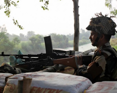 Pakistan says seven soldiers killed by Indian shelling