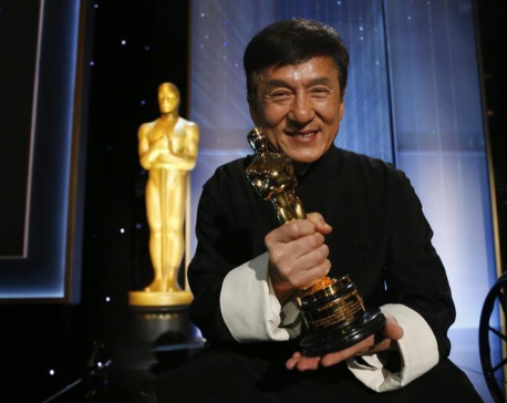 Jackie Chan to star in 'Five Against a Bullet'