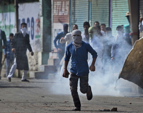 2 protesters die in Kashmir as curfew quiets Eid festivities