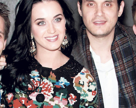 Katy, Orlando Bloom spotted together