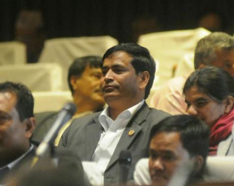 Parliament begins deliberations on impeachment of Karki