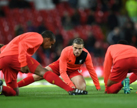Henderson tells Liverpool to keep eyes on the prize