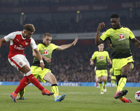 Sturridge, Oxlade-Chamberlain seize League Cup opportunities