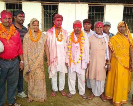 NC wins in Kamala, UML in Mithila and Maoist Center in Bideha