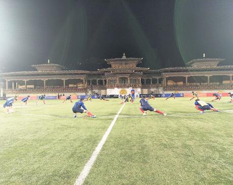 Nepal still can win SAFF U-18 Championship: Lopsang